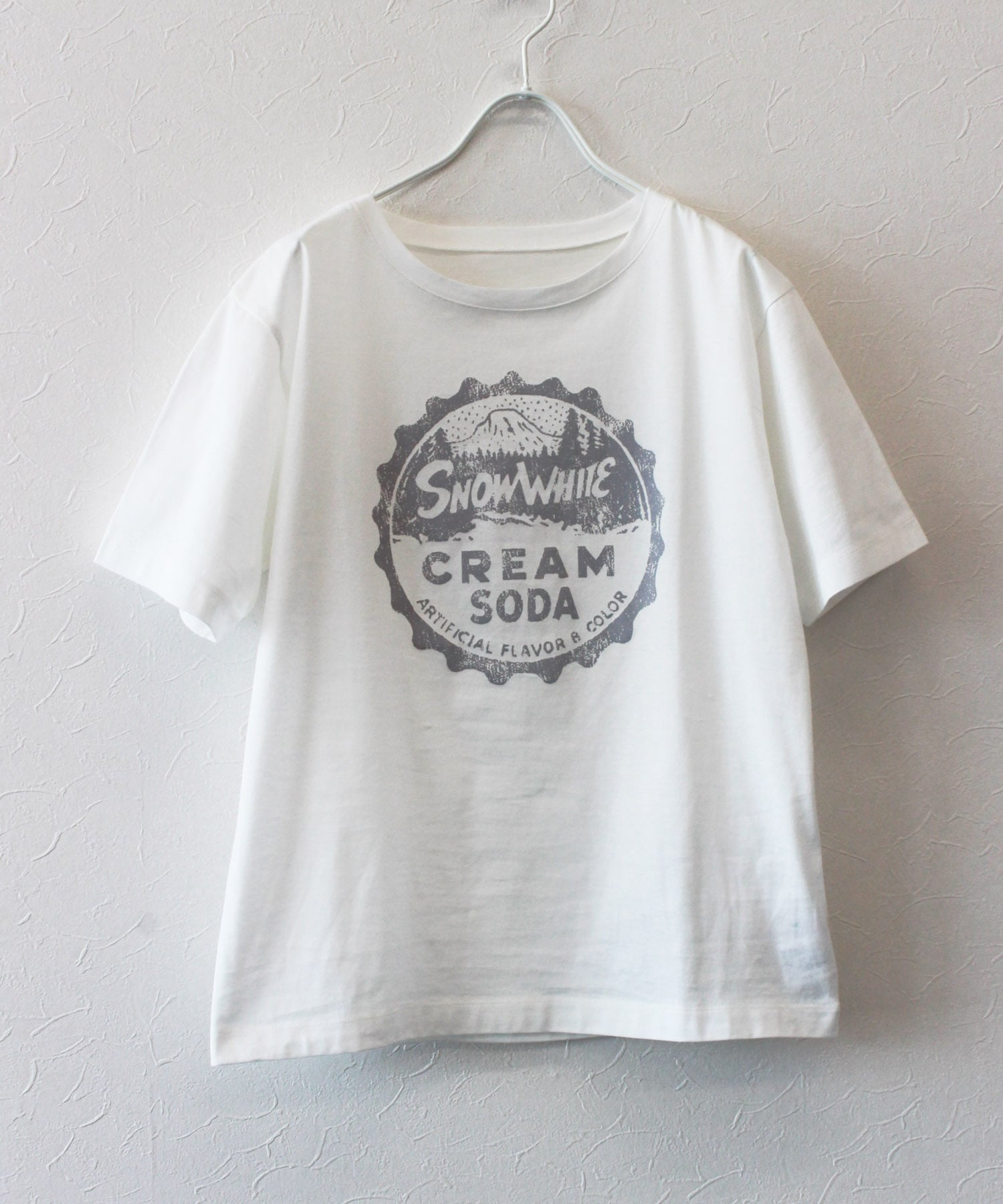 JINES☆ CREAM SODAプリントTS