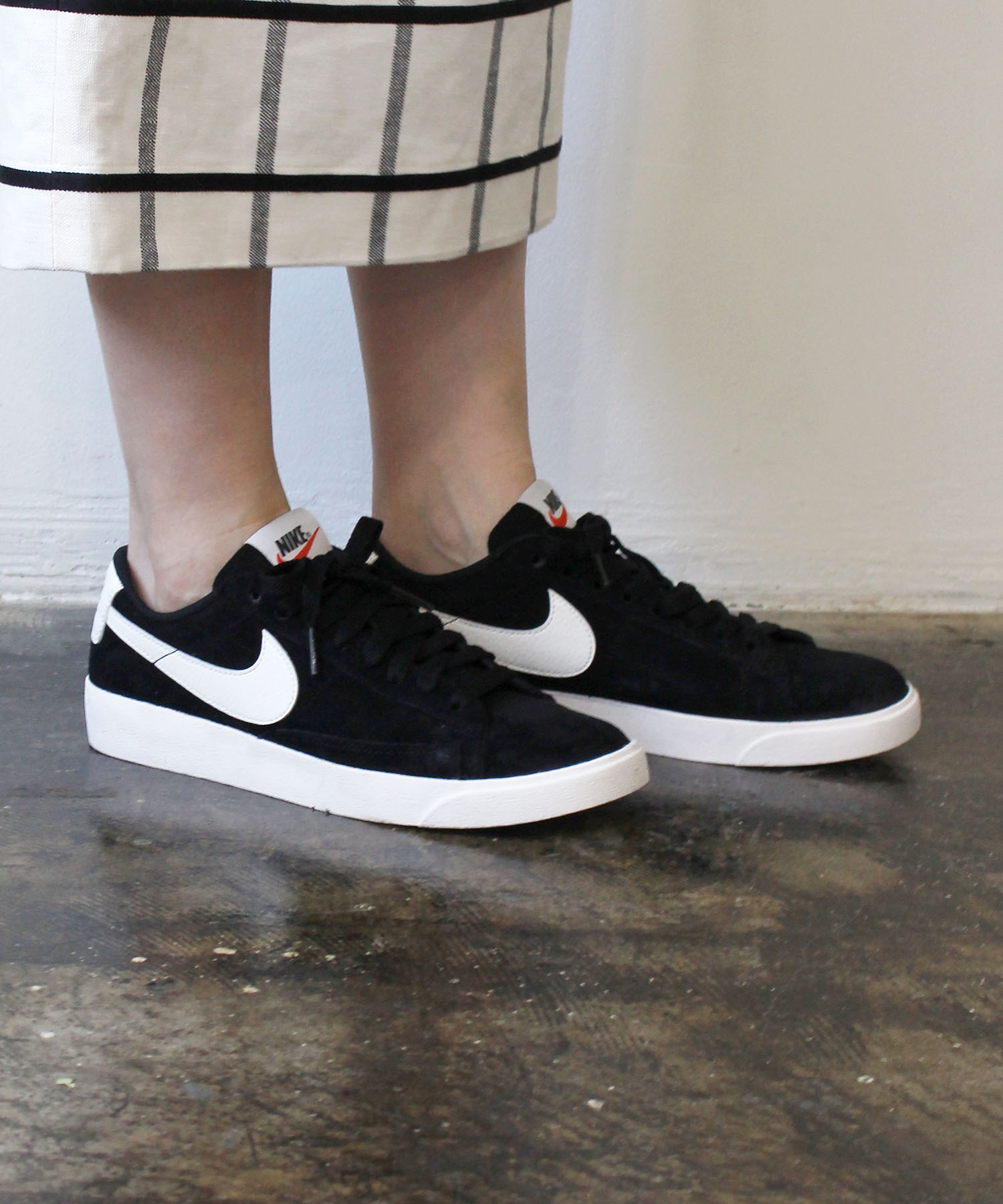 <NIKE>blazer low SD