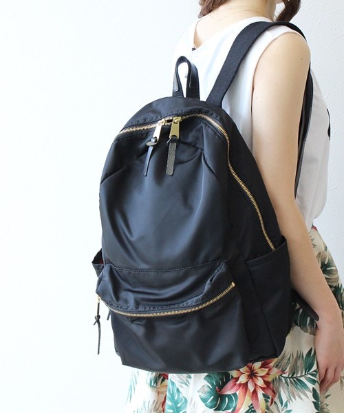 <LIANCA>nylon backpack Lsize