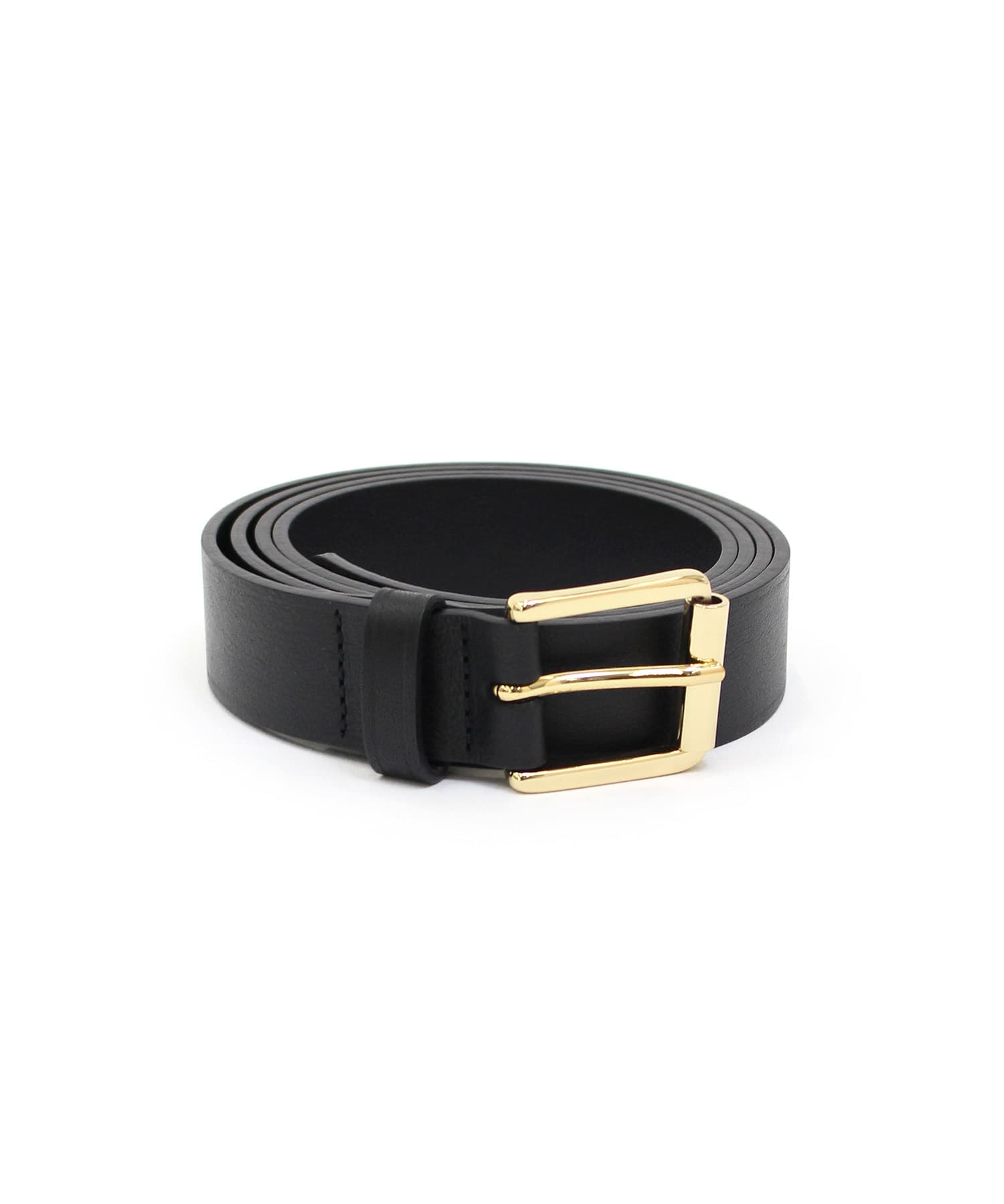<MAISON BOINET>Leather belt