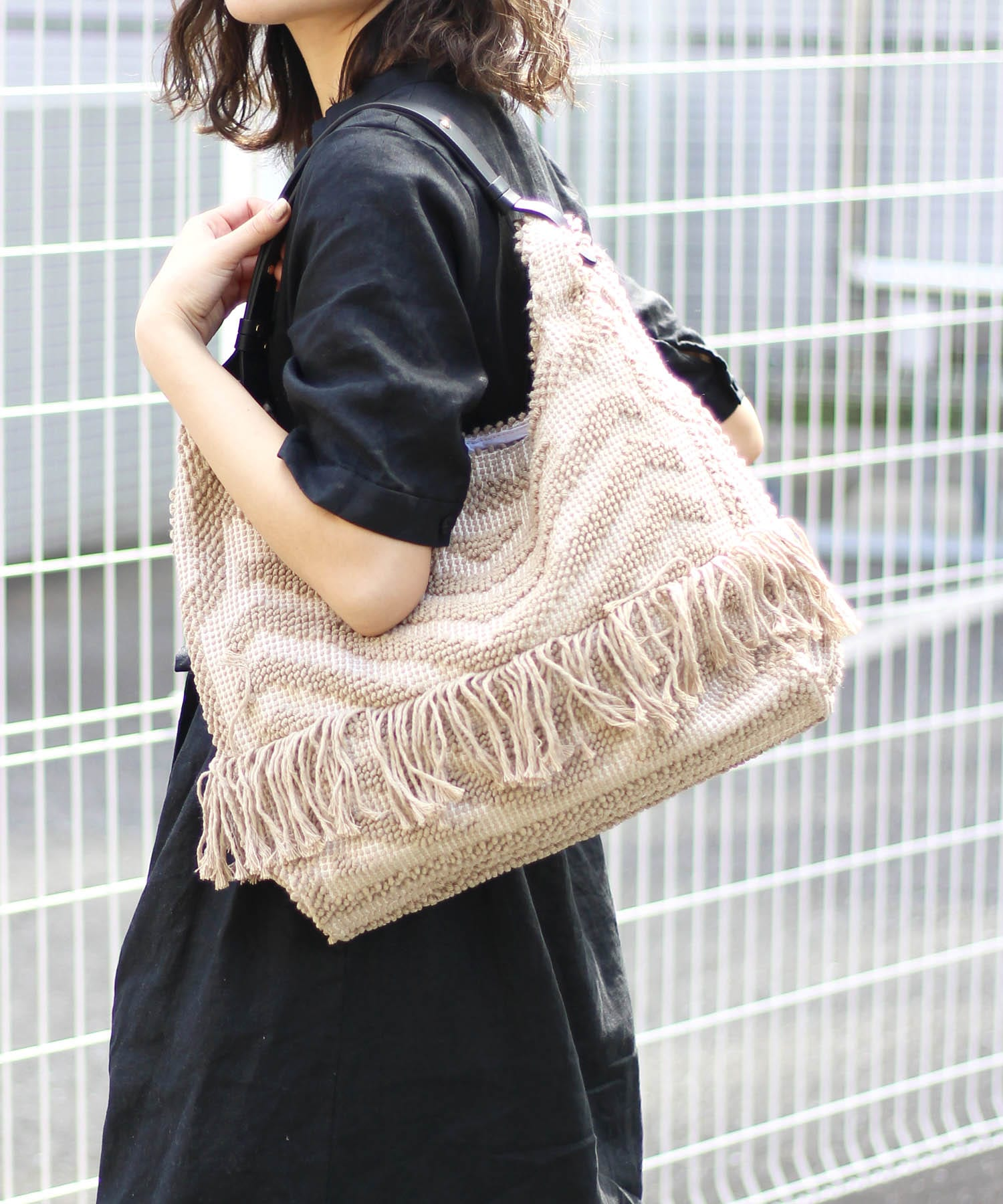 <ANITA BILARDI>ELBA Small mono bag