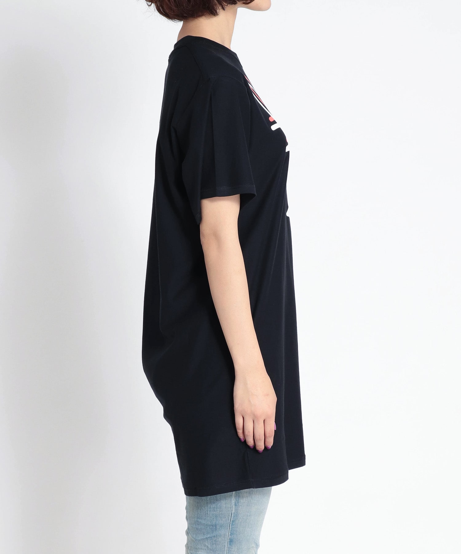 <BLOUSE>heaven mirage tee dress