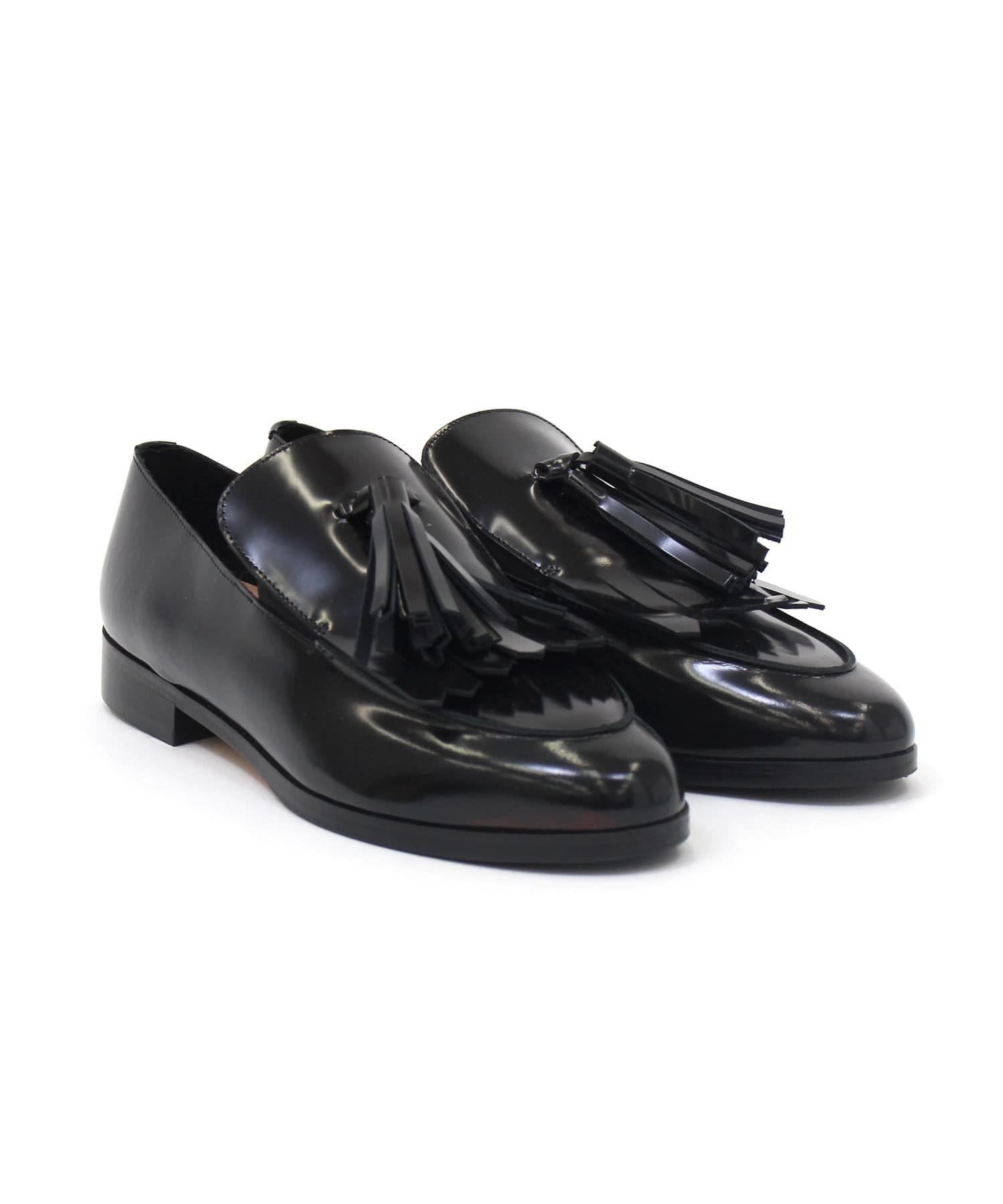 <FABIO RUSCONI>rong tassel loafers