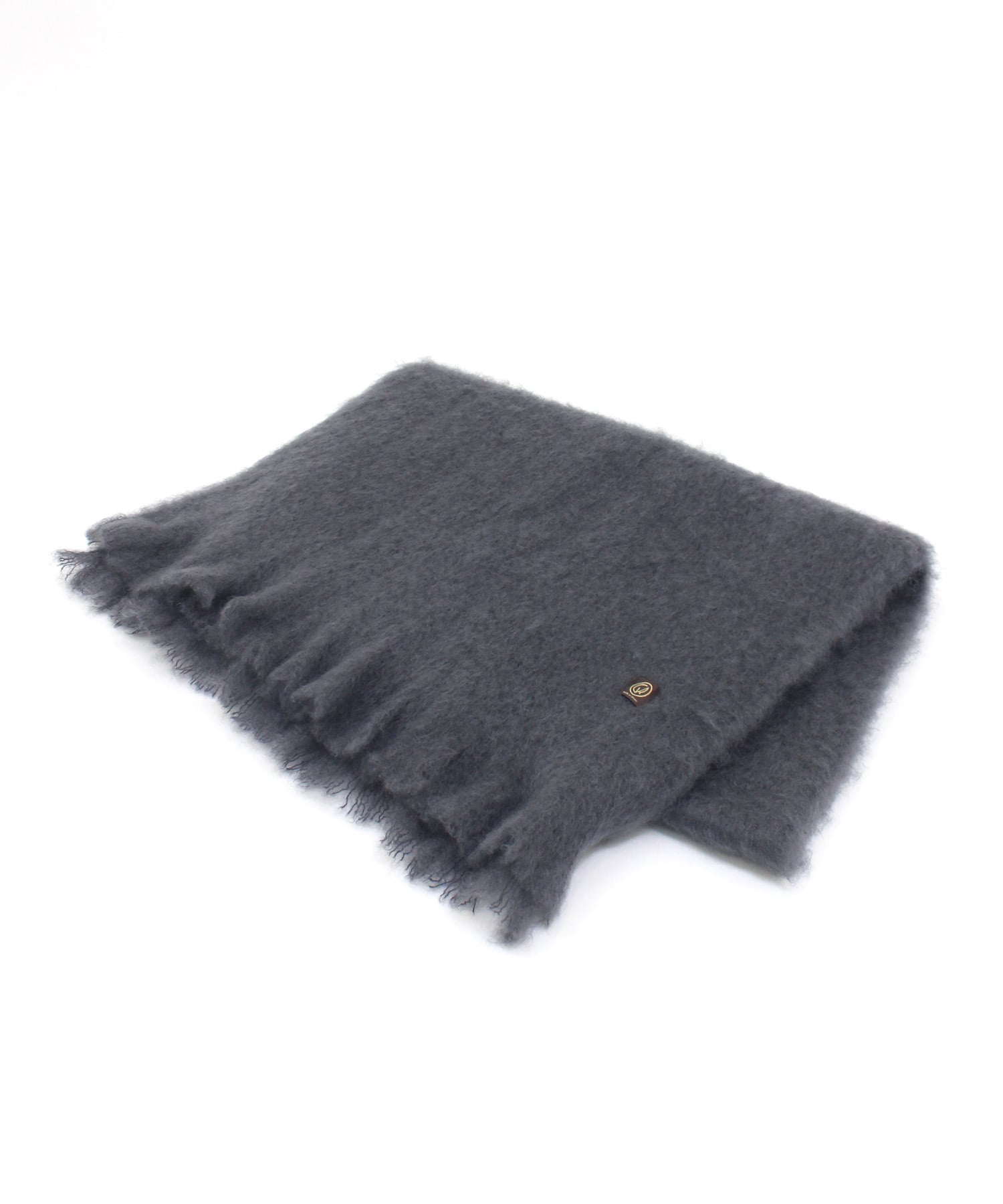 <a.>EZCARAY MOHAIR SHAWL