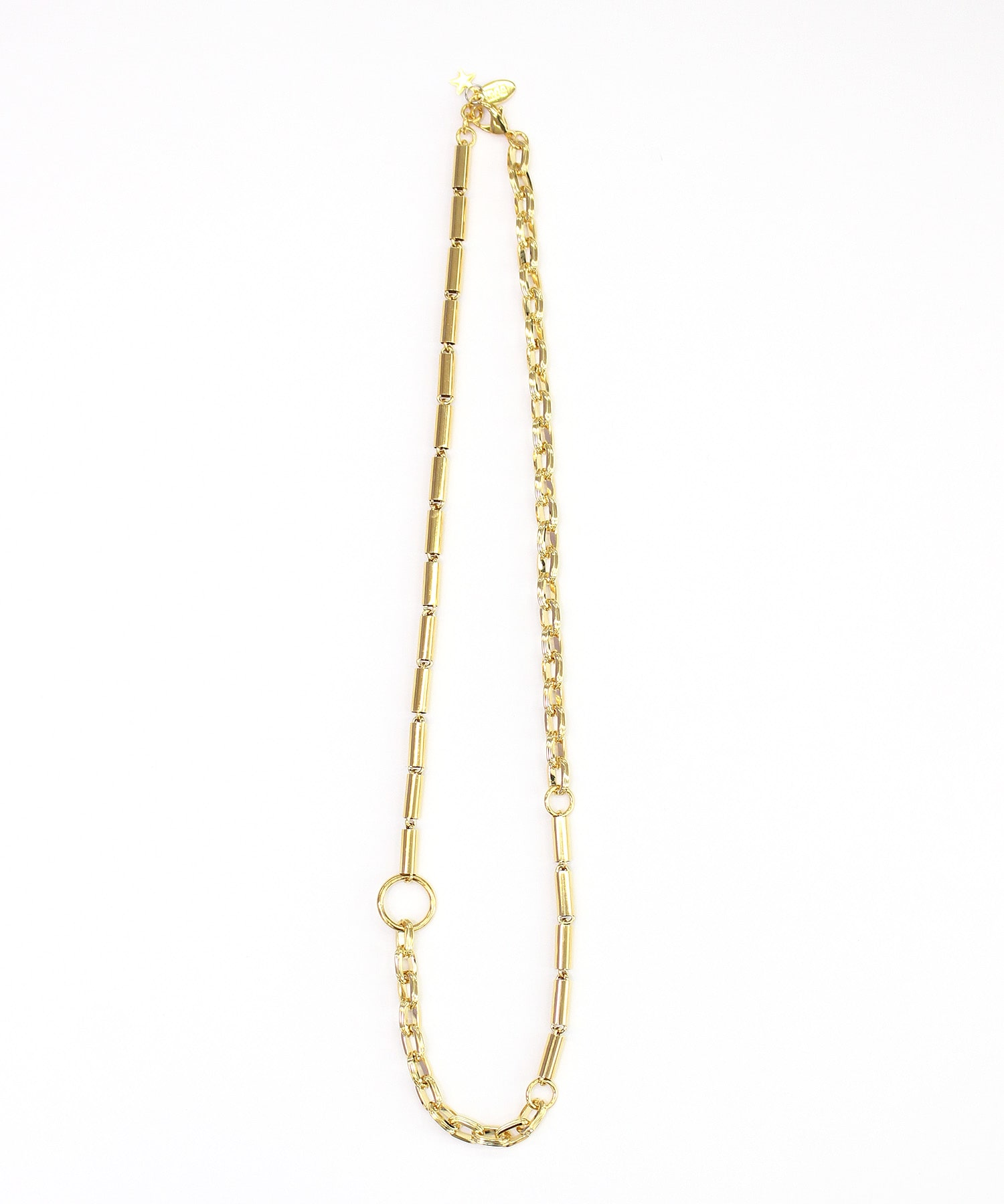 <RADA>2combination long chain necklace