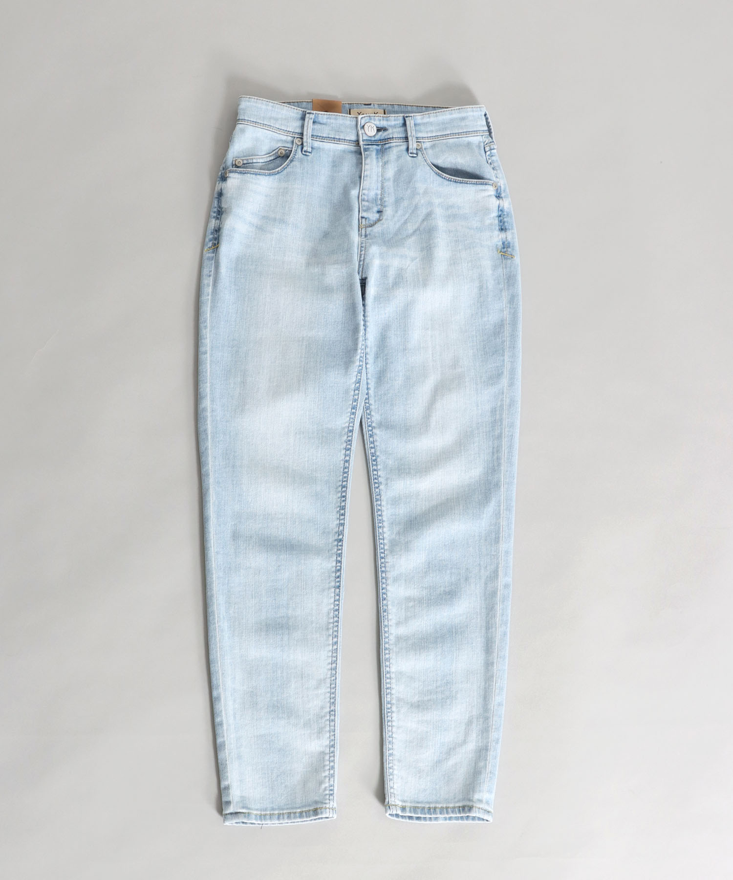 <YANUK>RUTH slim tapered pants