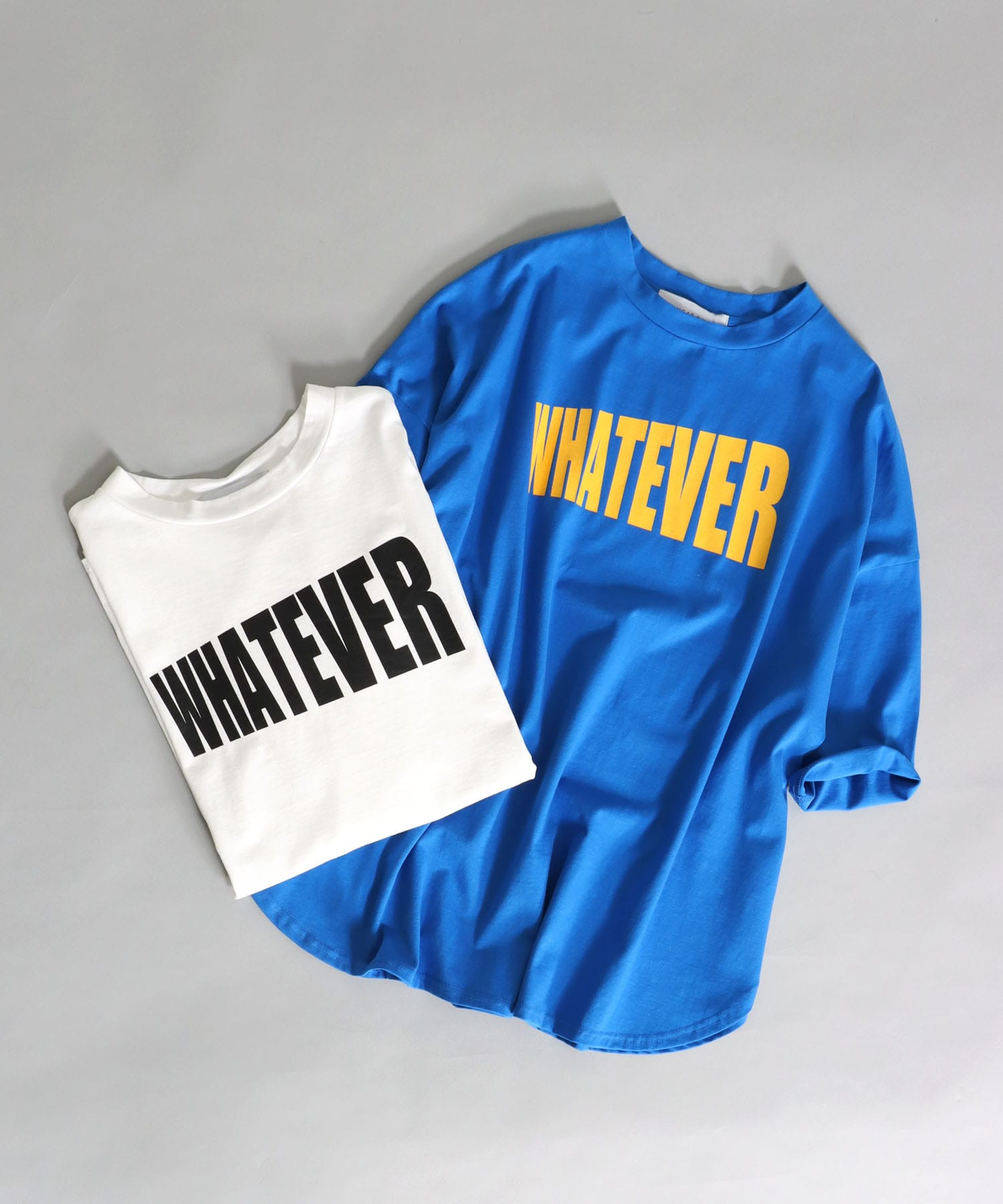 <Sugar Rose>WHATEVER T-shirt