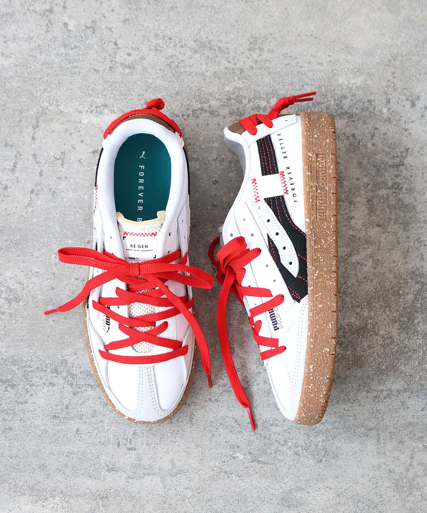 <PUMA>OSLO CITY RE GEN