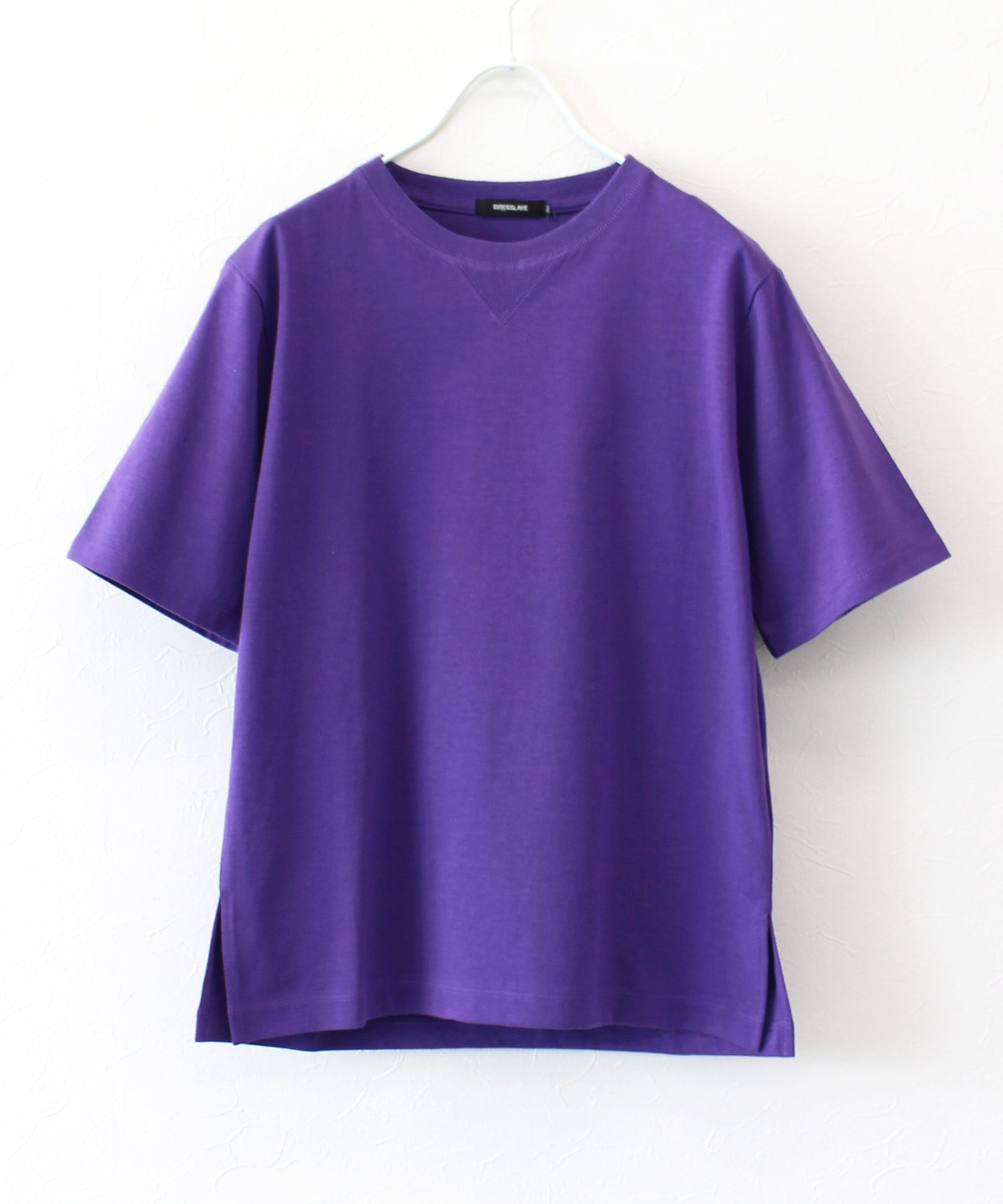 crispy cotton t-shirt