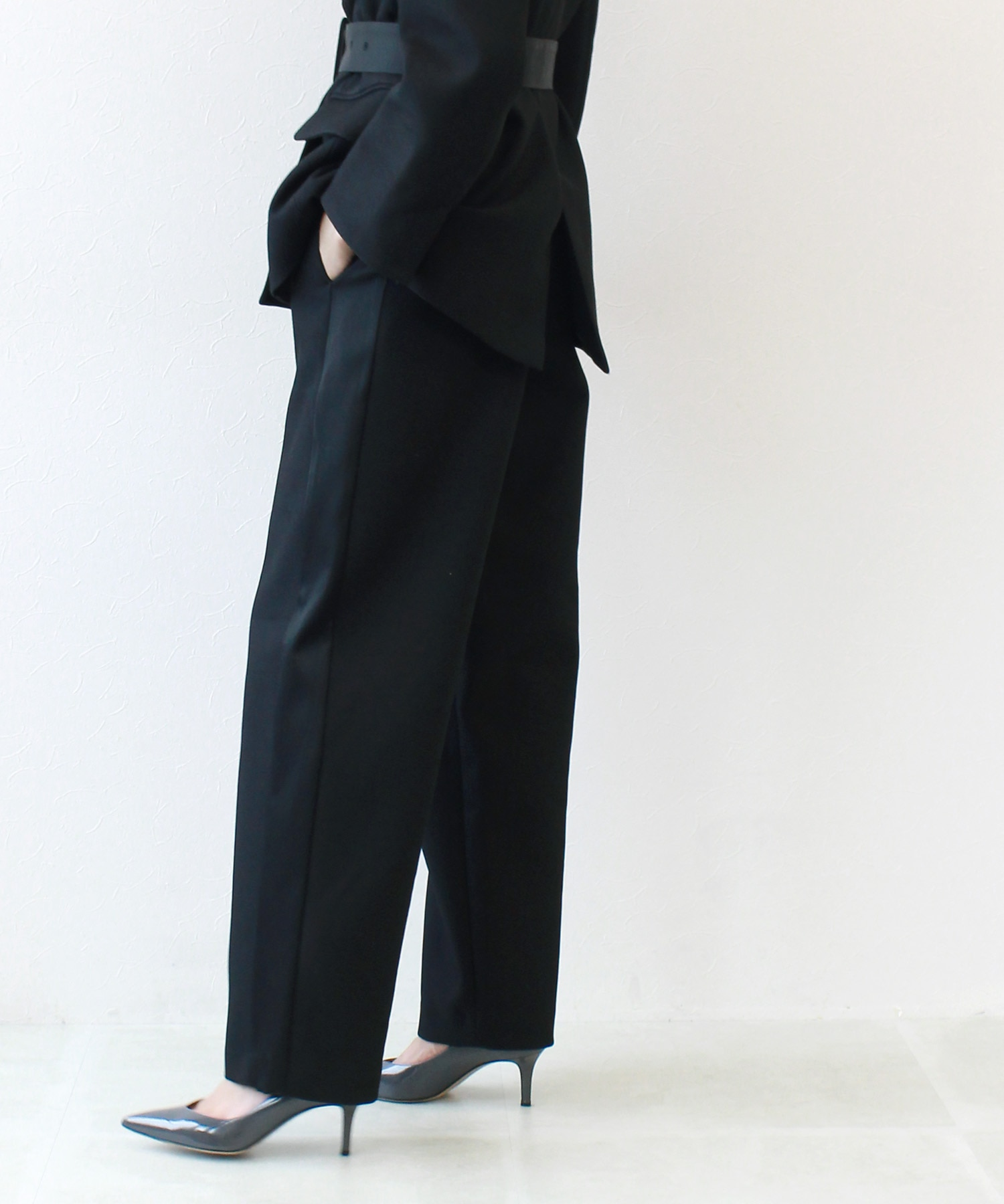 doublecross side line pants