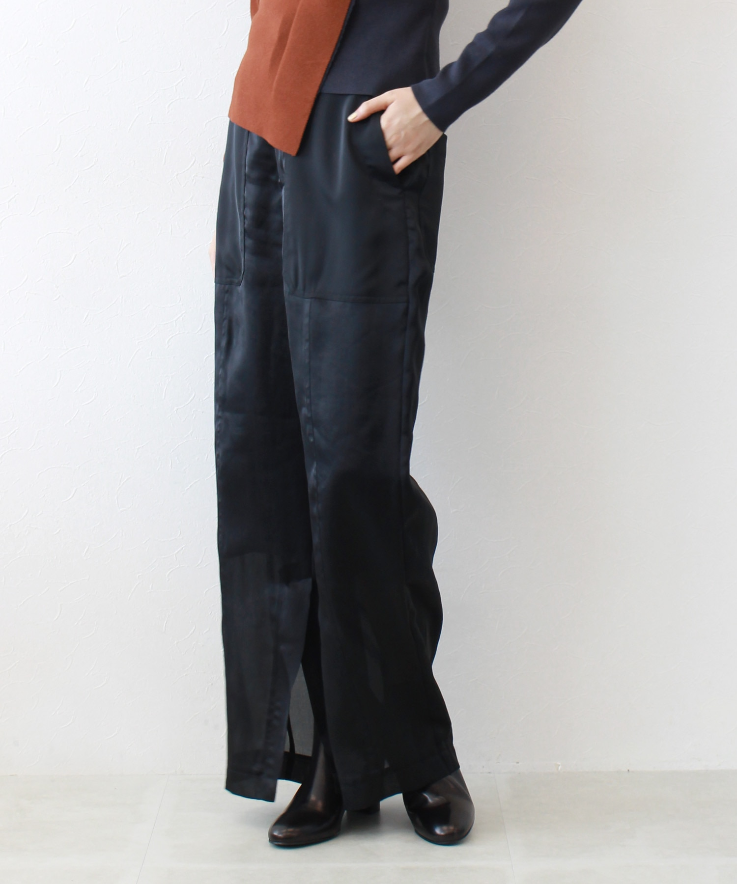 organdy mode relax pants