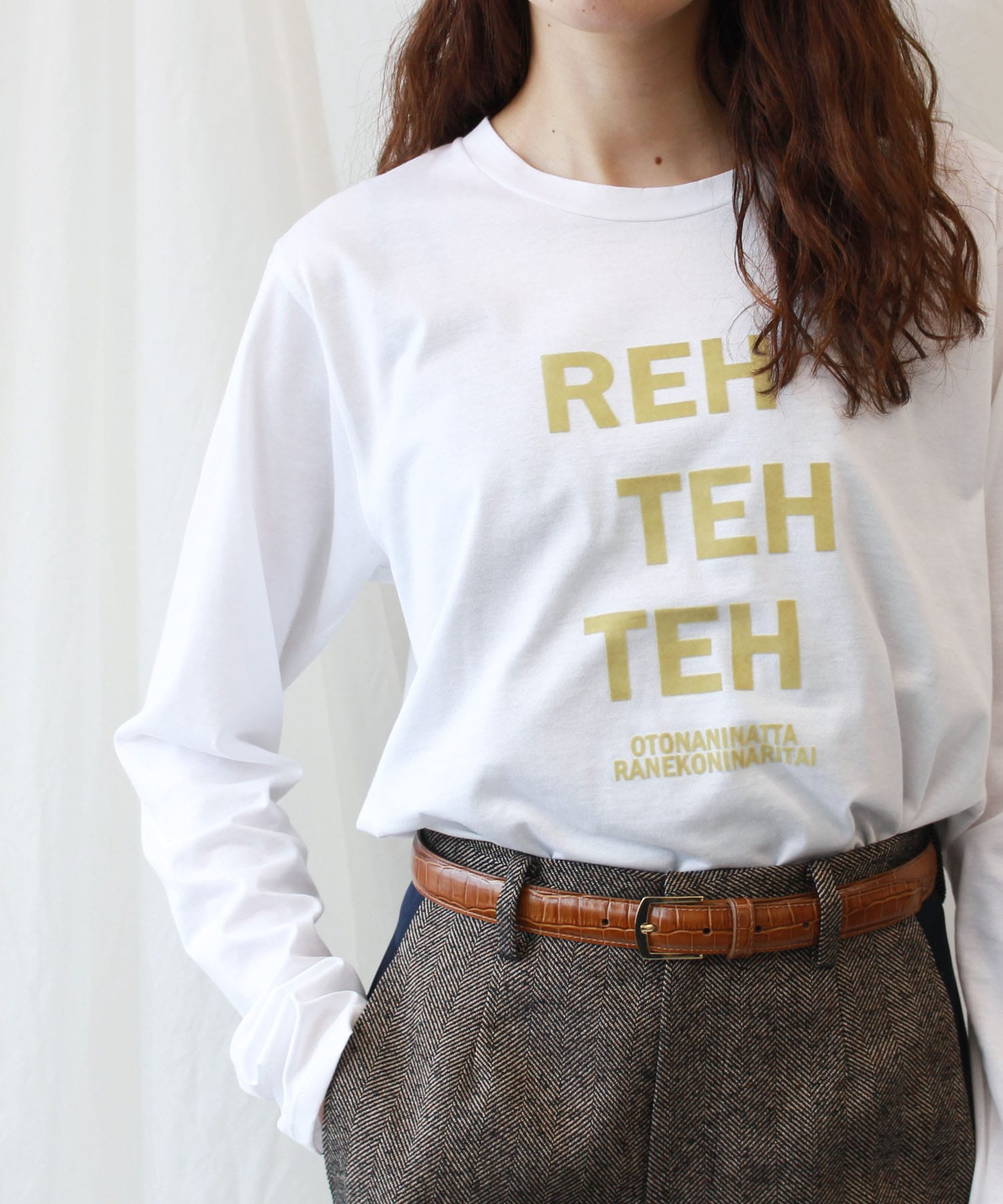 RTT long sleeve tee