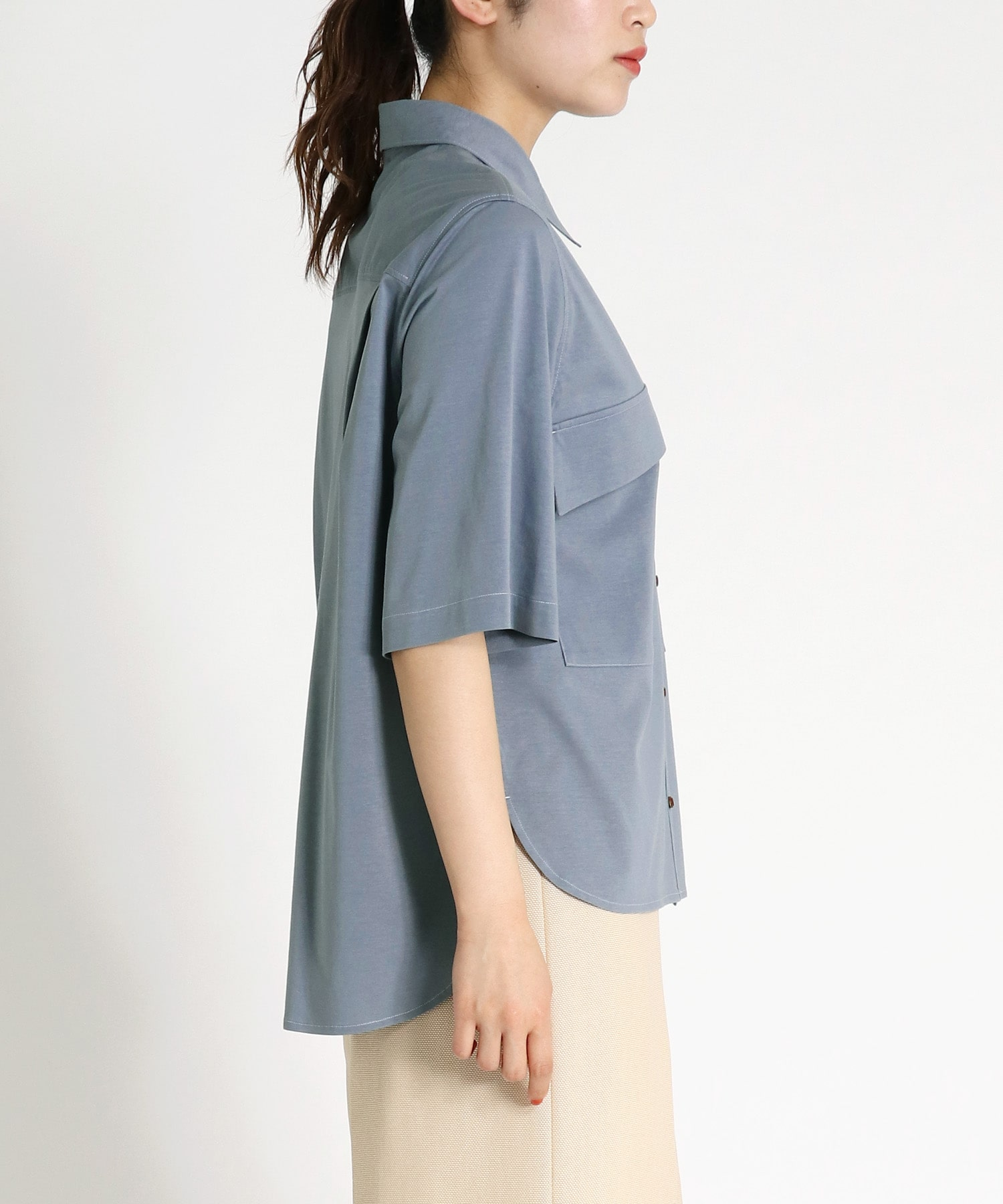 classic callor big pocket shirt