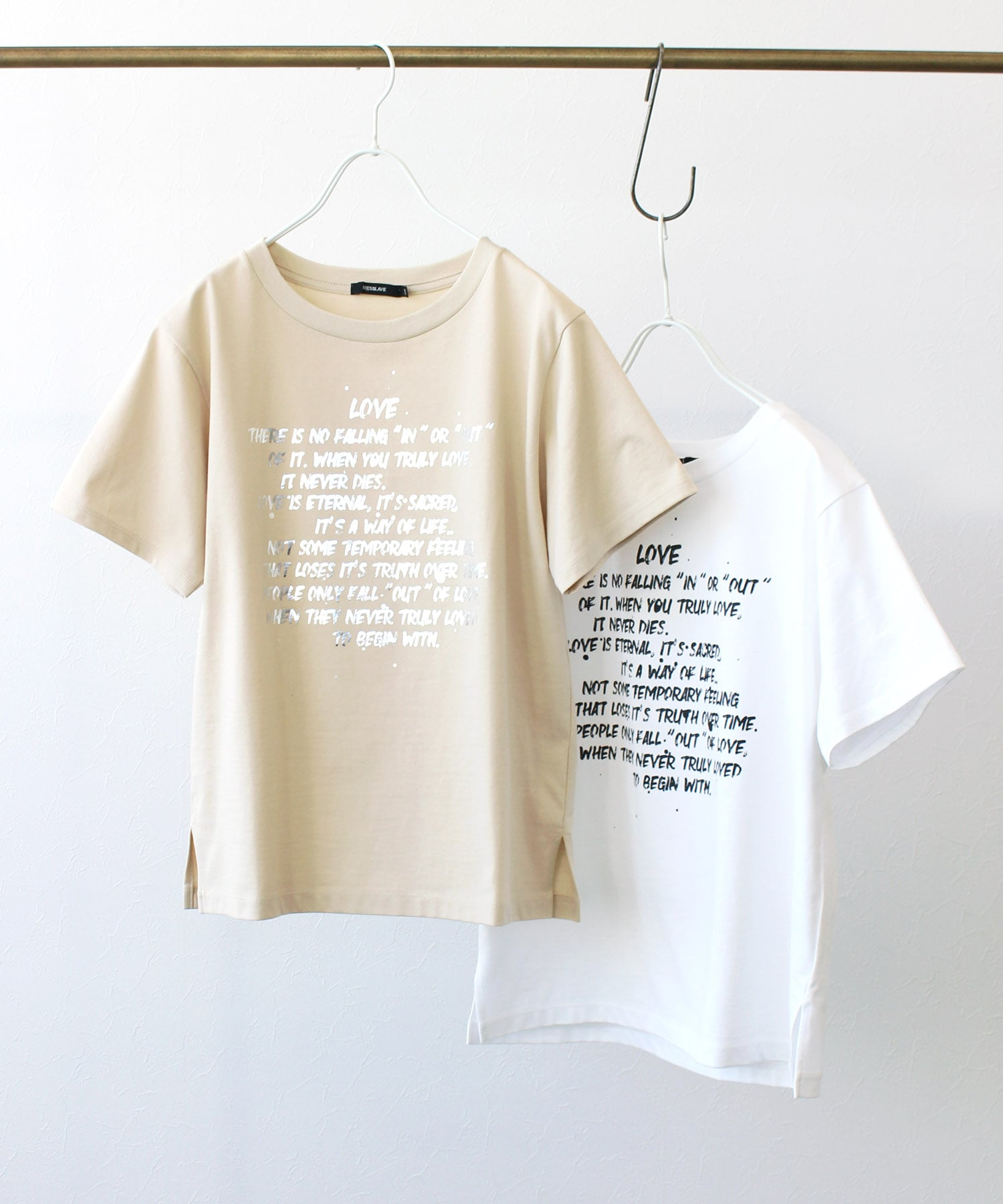 message of love t-shirt