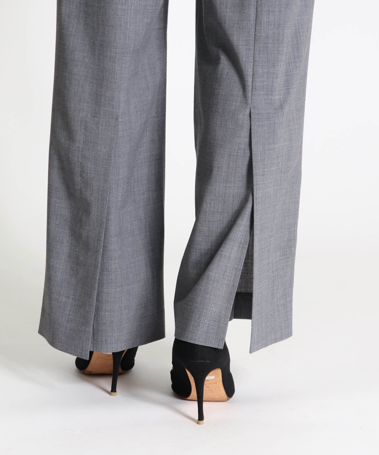 T/W back vents set up pants