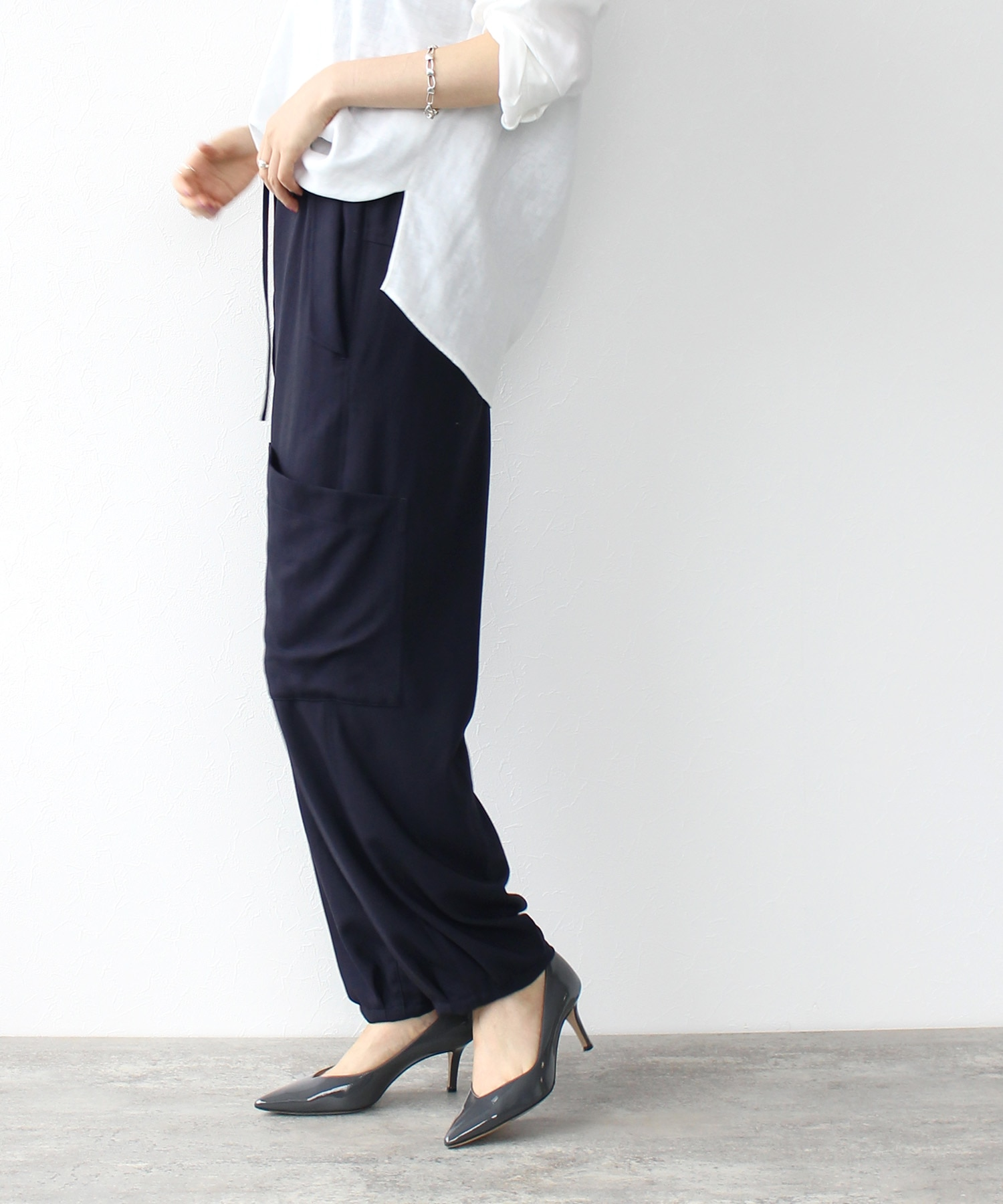 T/R smooth work pants
