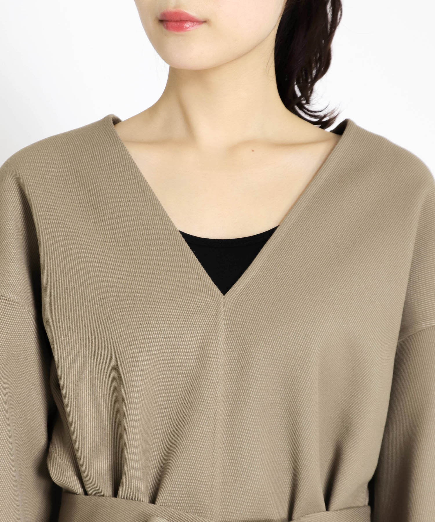 rever construct blouse